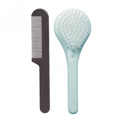 Misty Mint Brush and Comb Set