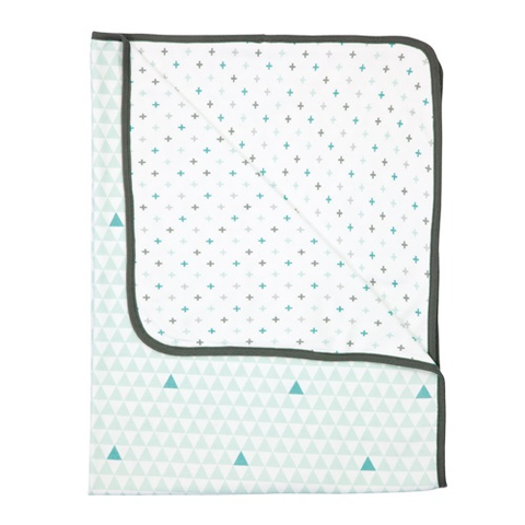 Misty Mint Multi Towel Blanket - Misty Mint Multi Towel Blanket