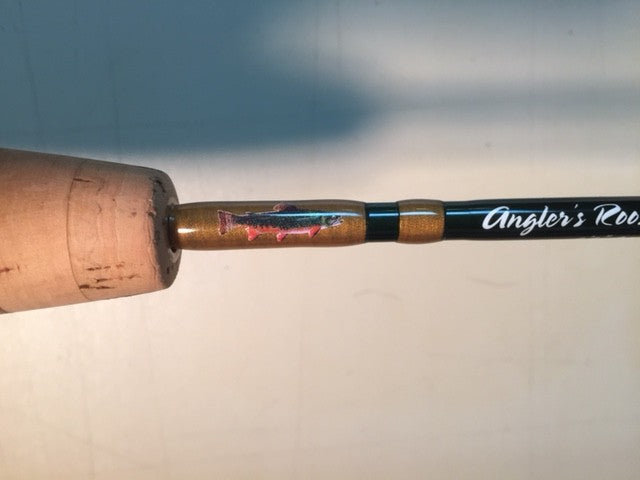 B&B Custom Outdoors > Hand-made 2 wt. fly rod