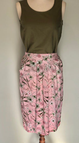Florence Skirt ~ Pink Blossom