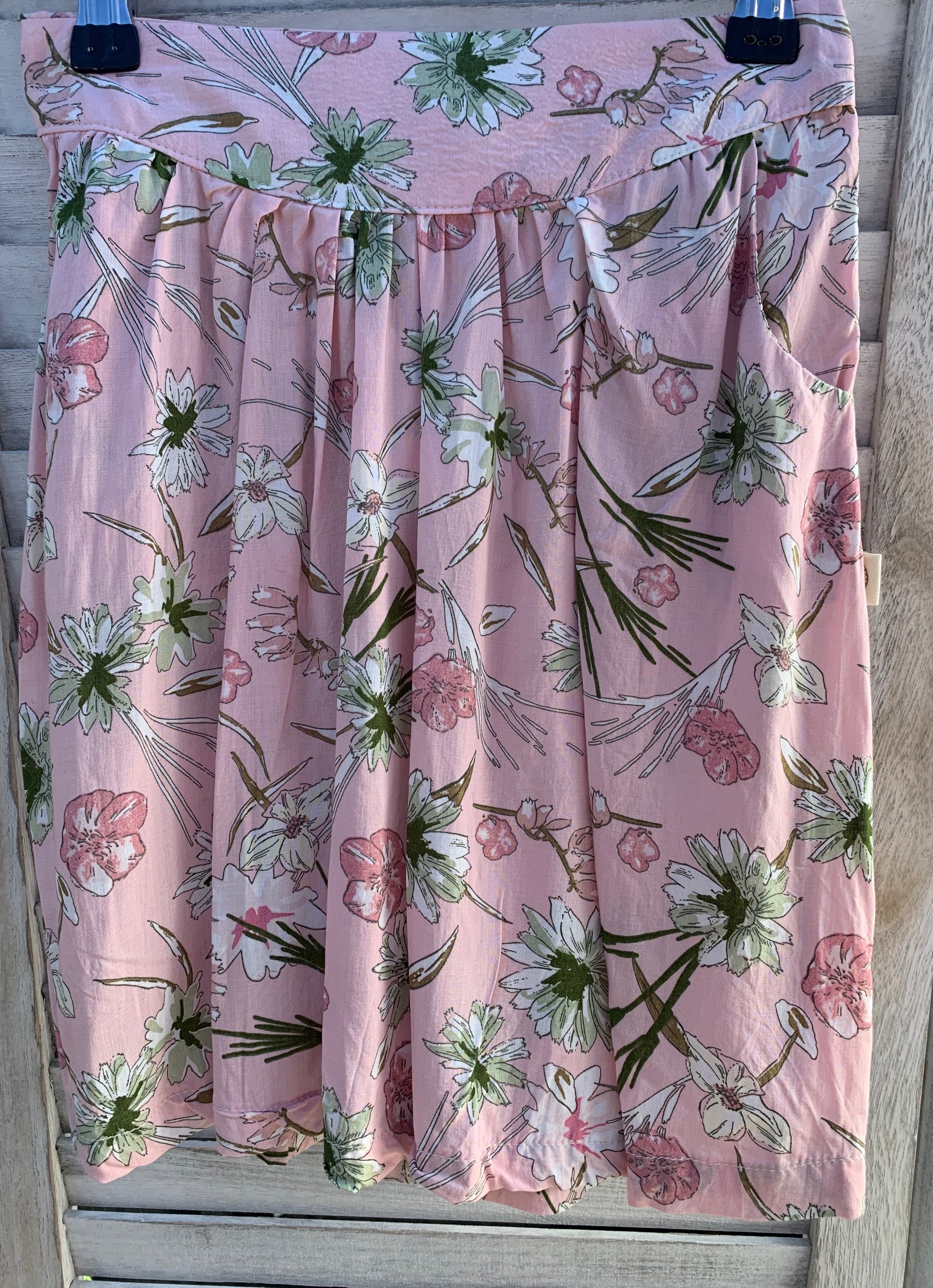 Florence Skirt - PINK BLOSSOM