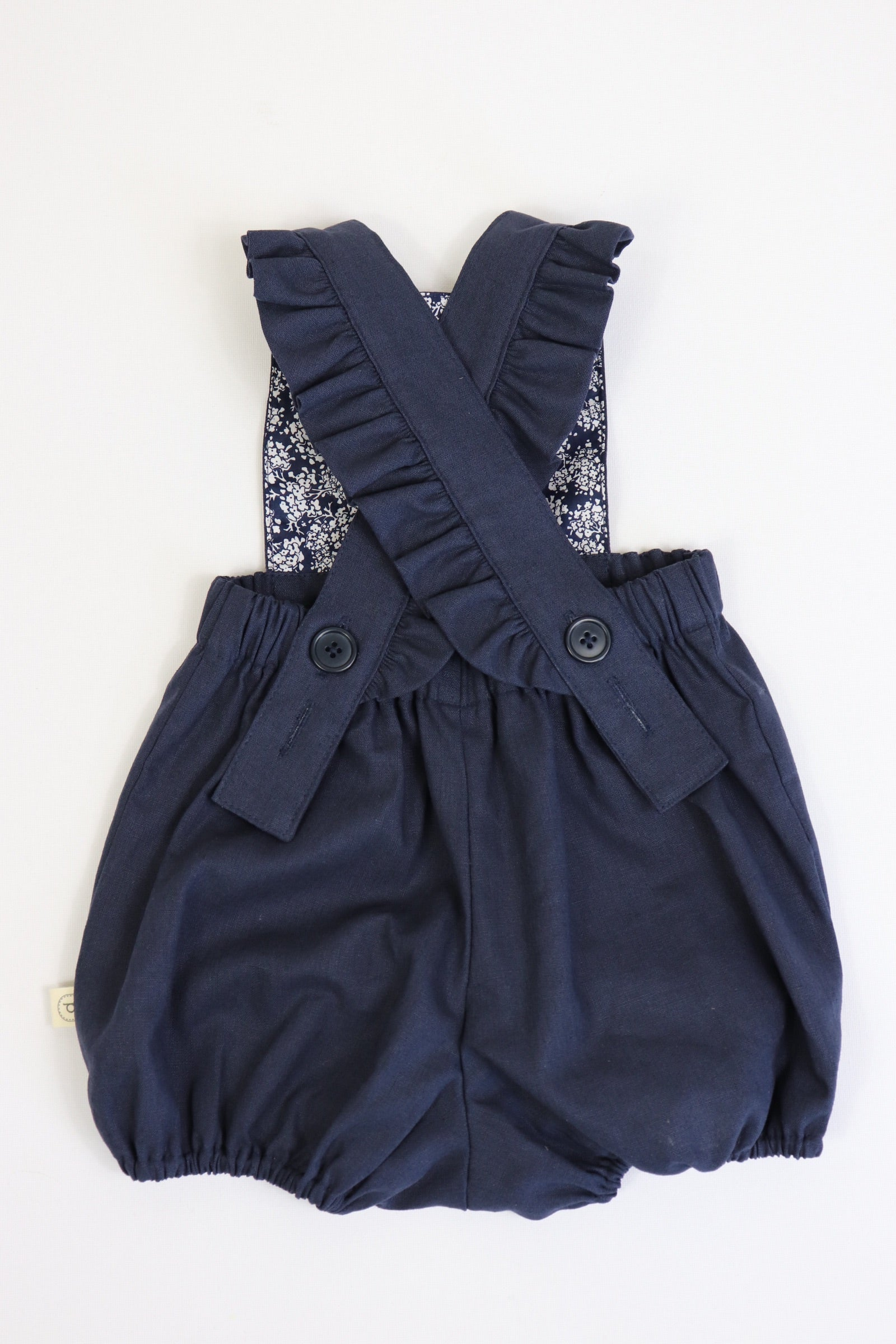 Peggy Playsuit NAVY