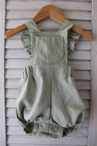 Peggy Playsuit SAGE