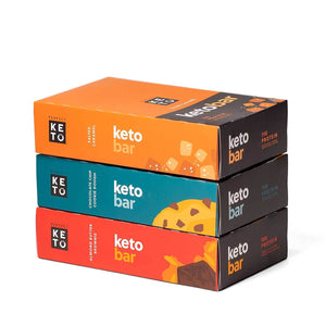 Keto Bars - Multipack