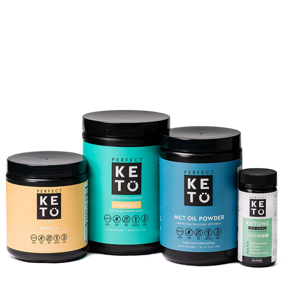 The Perfect Keto Starter Bundle