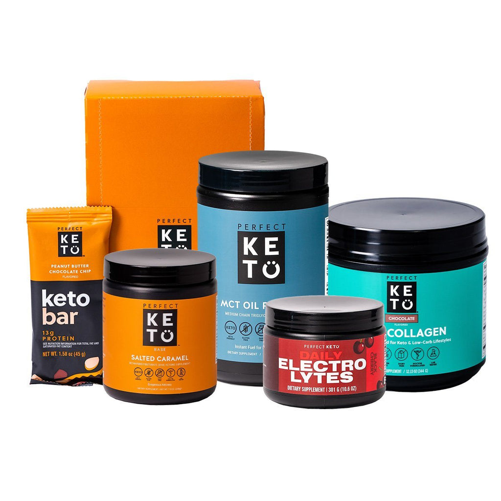 Keto Kickstart Bundle + Keto Kickstart Advanced