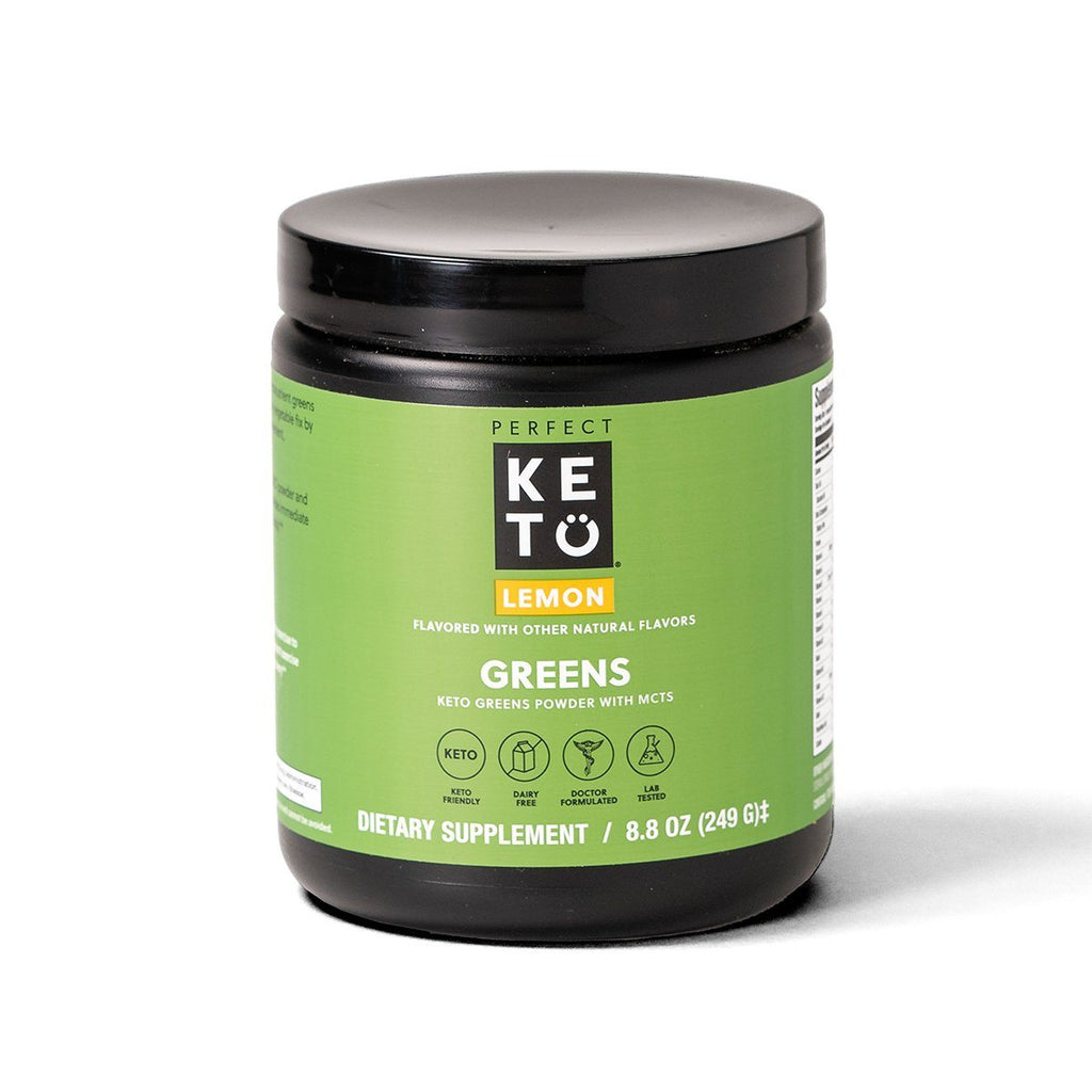 Keto Greens Powder with MCTs - BYOB