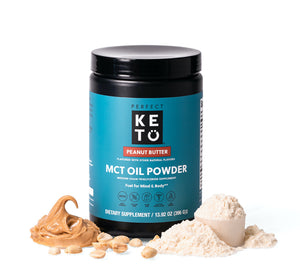MCT Oil Powder - Wholesale Page