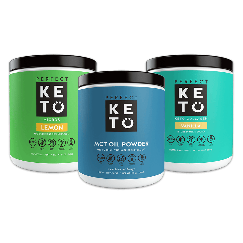 The Ultimate Health Bundle - Perfect Keto
