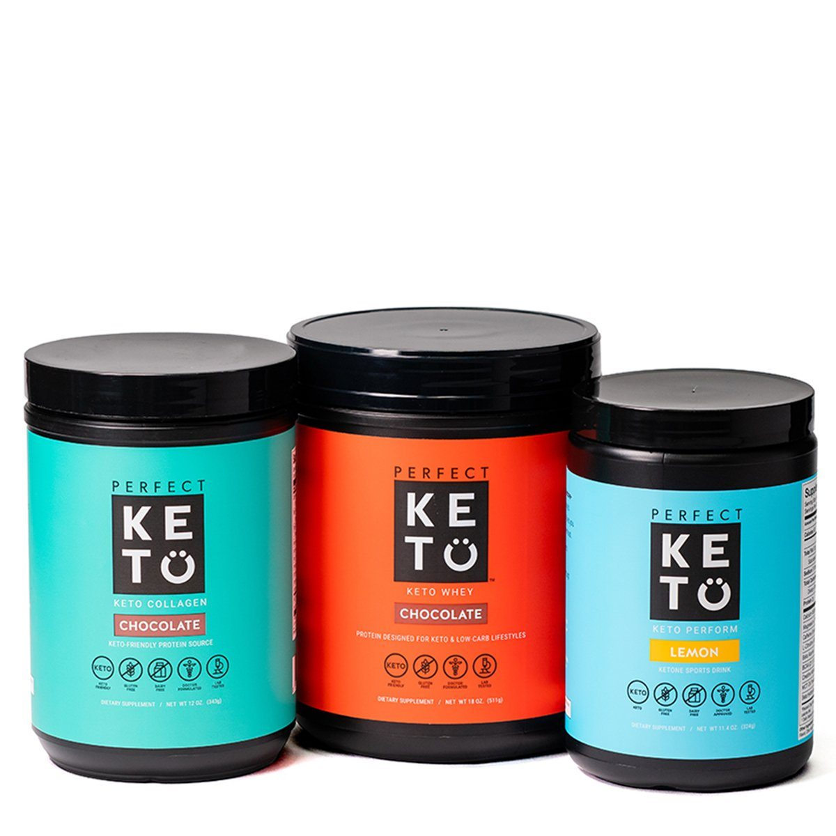 The Perfect Keto Performance Kit