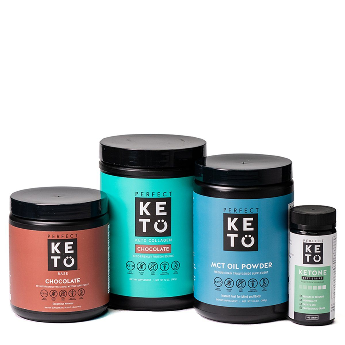 The Perfect Keto Starter Bundle - Limited Time Offer