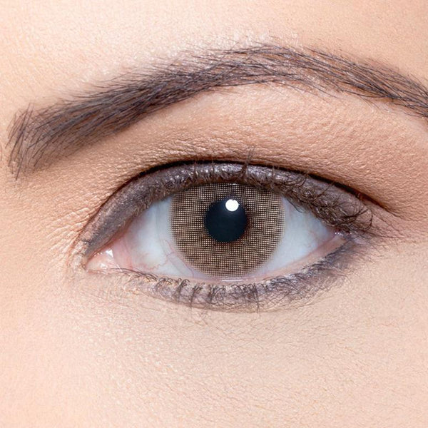 solotica hidrocor ocre color contact lenses