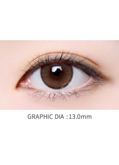 LensMe Torika HL080 Brown