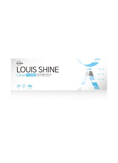Louis Shine Clear One Day