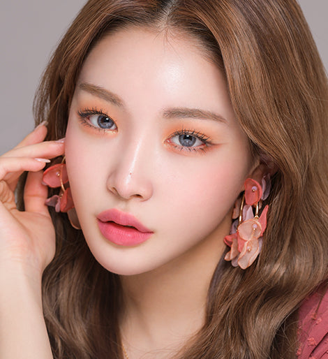Lenstown x Chungha Lighly Lily Gray