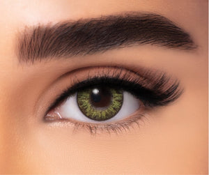 FreshLook Color Blends Gemstone Green
