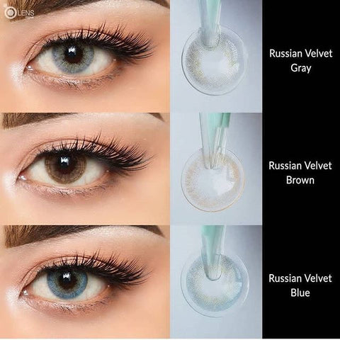 O-LENS Russian Velvet (Get them all)