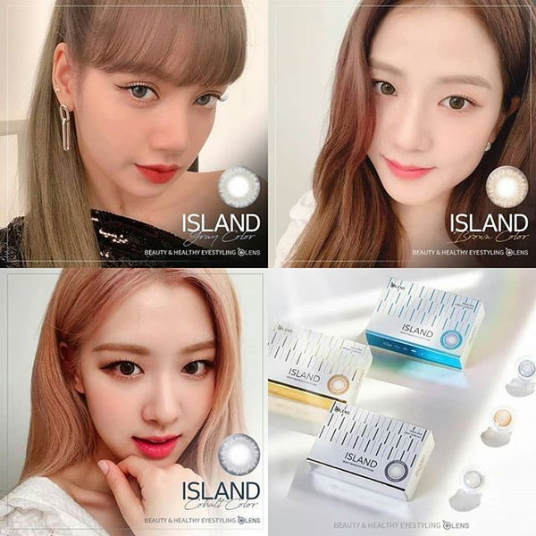 OLens Island Collection (Get them all)