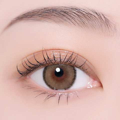 i-DOL LENS ROZE AIRY BEIGE BROWN