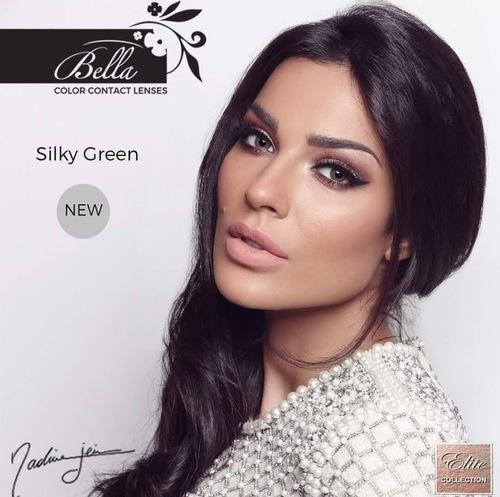 bella elite silky green