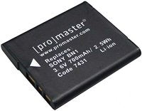 ProMaster NPBN1 XtraPower Lithium Ion Battery for Sony