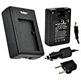 Vivitar QC206 AC/DC Rapid Charger for