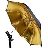 Promaster Professional Umbrella 30 Black/Gold