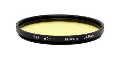 Y-48 62mm Screw-In Med Yellow