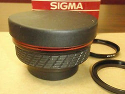 Sigma Wide Tele-Converter x 1.5 for Camcorder