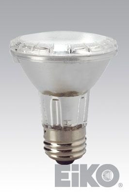 Eiko 14035 - 50PAR20/H/NFL-120V- 50 Watt PAR20 Narrow Flood Light Bulb