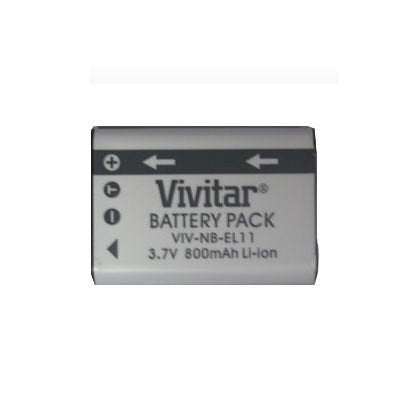 Vivitar VIV-NB-EL11 - Battery for Nikon ENEL11