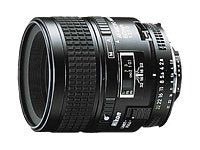 Nikon AF FX Micro-NIKKOR 60mm f/2.8D Fixed Lens with Auto Focus for Nikon DSLR Cameras