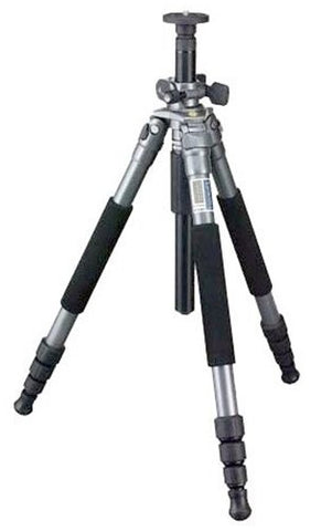 Giottos MT9360 Aluminum 4-Section Tripod Series III Professional