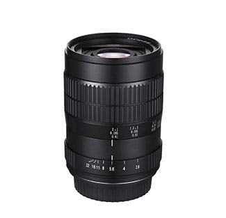 Venus LAOWA VEN6028C Ultra Macro Manual Focus Lens for Canon EF Mount, 60 mm F/2.8