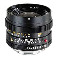 "Leica Wide Angle 24mm f/2.8 ""3 CAM"" Elmarit R Manual Focus Lens"