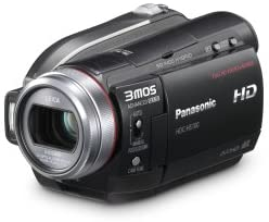 Panasonic HDC-HS100 Full-High Definition Camcorder - Black