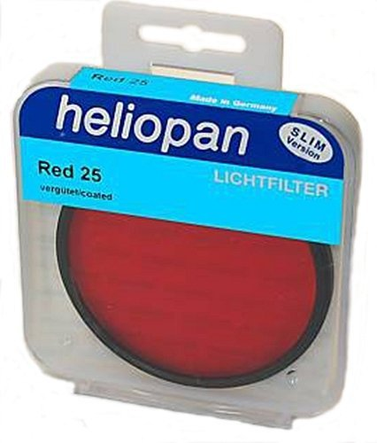 Heliopan 703704 37mm Dark Yellow Filter (Yellow)