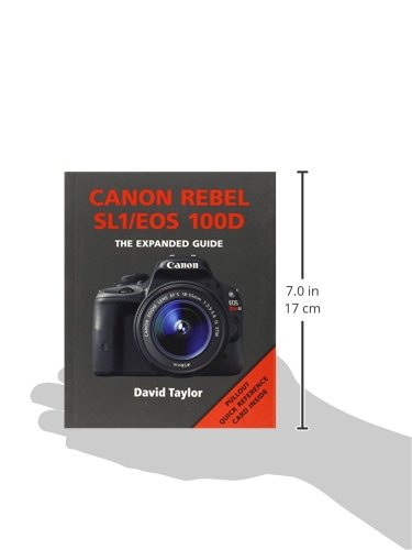 Canon Rebel SL1/EOS 100D (Expanded Guides)