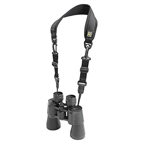 Black Rapid Binoc Strap and Binoc Adapter for Black Rapid Double Strap