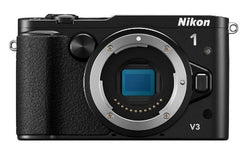 Nikon 1 V3 18.4 MP Mirrorless Digital Camera Body Only (Black)