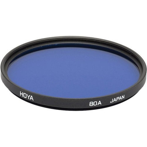 Hoya 67mm 80A Color Conversion Multi-Coated Glass Filter
