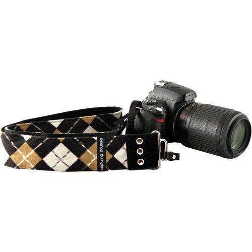 "Capturing Couture Male Collection The Joey Tan 2"" Camera Strap"