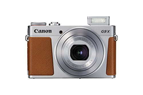 Canon PowerShot G9 X Mark II (Black)