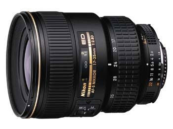 Nikon AF-S FX NIKKOR 17-35mm f/2.8D IF-ED Zoom Lens with Auto Focus for Nikon DSLR Cameras