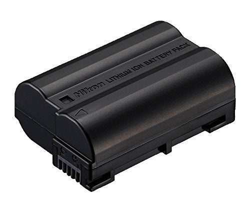 Nikon EN-EL15 Rechargeable Li-ion Battery for Nikon D7000 and V1 - Retail Packaging