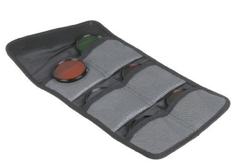 Promaster Deluxe Filter Case - Holds 6 filters up to 62mm