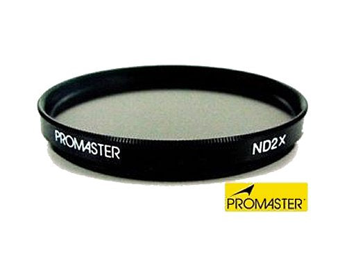 Promaster 49mm ND2X Neutral Density Filter
