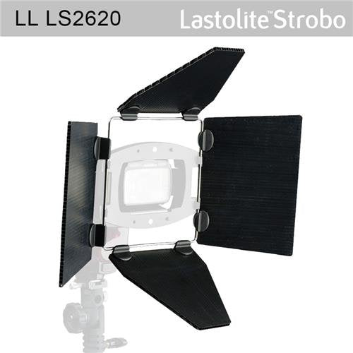 Lastolite LL LS2620 Barn Doors for Strobo (Black)