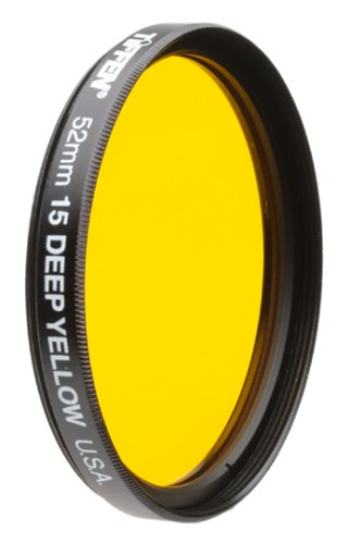 Tiffen 55mm 15 Filter (Yellow)