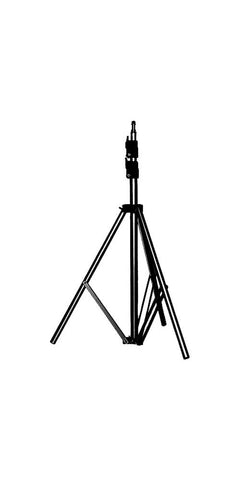 Manfrotto 366B 6-Feet 5/8-Inch Stud and 015 Top Basic Light Stand that Replaces 3330 (Black)